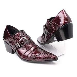 Modern mens dress shoes